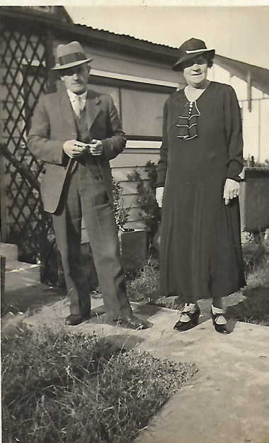 James and Jessie Chesterman 1936